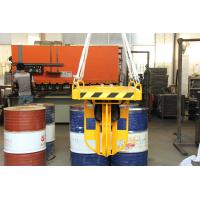 Quality 500Kg*4 Loading Drum Clamp Attachment Larger Size for Crane , Hoist for sale