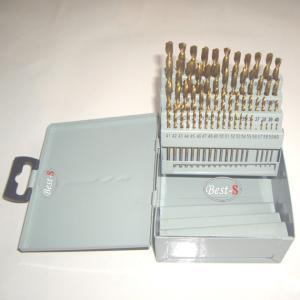 60PCS Number Drills Set Manufactures