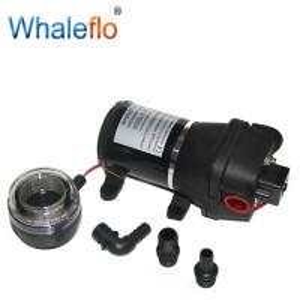 Whaleflo 10LPM 17 PSI 12V self priming electric water pump/Caravan Water Pressure Pump Manufactures