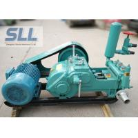 Professional Portable Cement Grouting Pump / Cement Slurry Pump Large Output Capacity Manufactures