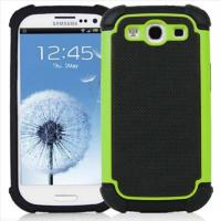 Shock Proof Cell Phone Protective Cases Heavy Duty Tough For Samsung Galaxy S3 Manufactures
