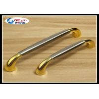 Classical Silver Kitchen Cupboard And Drawer Handles Gold Kitchen Cabinet  T Bar 128mm Manufactures
