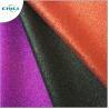 Garment Glitter Fabric Wallpaper Anti Mildew High Brightness Moisture Proof Manufactures