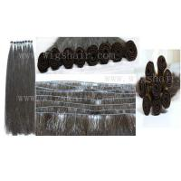 Human Hair -Hand Tied Weft Manufactures