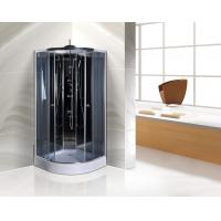 Rect Massage Jets Quadrant Modern Shower Cubicles For Massage Rooms / Country Clubs Manufactures