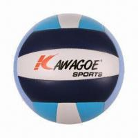 Machine Stitched Volleyball of Popular Design, Suitable for Entertainments and Normal Plays Manufactures
