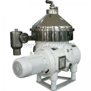 Sugar Cane Juice Separator Disc Stack Centrifuge In Solid - Liquid Separation Manufactures