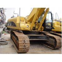 Caterpillar 330C Second Hand Excavators , Second Hand Diggers 3 Years Guarantee Manufactures