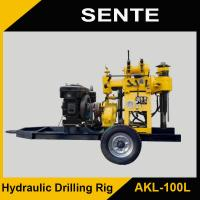 Your best choise AKL-100L bore well drilling machine price Manufactures