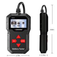 China Regular Flooded Battery Capacity Tester Konnwei 100-2000 KW210 1 Year Warranty on sale