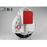 Flexible Lightweight Self Balancing Electric Unicycle 14 Inch Tyre With LED Light Manufactures