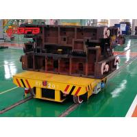 Industrial project application workshop warehouse battery transfer cart rail for mould Manufactures