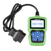 2017 OBDSTAR VAG PRO Hand-held Car Key Programmer  Support VW, AUDI, SKODA, SEAT No Need Pin Code Manufactures