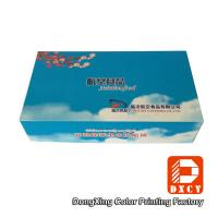 Airplane Meal Paper Food Boxes , Custom Printed Small Bento Paper Lunch Boxes Manufactures
