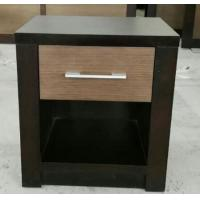 mdf with wood veneer night stand,wooden night stand /bed side table, casegoods,hotel furniture NT-0087 Manufactures