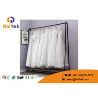 Removable Garment Display Racks Fashionable Modern Design For Clothes Hanging Manufactures