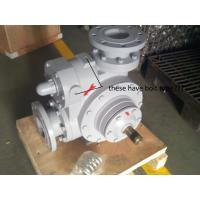 YB-100 Vane Pump Fuel Transfer Pump with Round Flanges Connection Manufactures