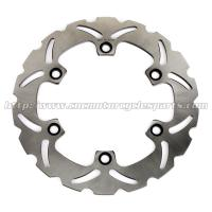 240mm Rear Motorcycle Brake Disc Wheel Disc Brakes Kawasaki Zephyr 1100 Stainless Steel Manufactures