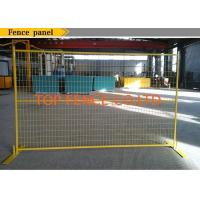 """Quality outer frame1""""/25mm*1.5mm wall thick 6ft height x 9.6ft width spacing 2""""x4'x11ga for sale"""