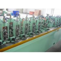 China Straight Seam Welded Tube Mill Line 7 - 18 mm OD , Carbon Steel Pipe Mill Production Line on sale