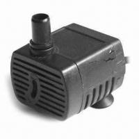 Aquarium Submersible Water Pump, Brushless DC with 2 Bar Bearing Pressure and 4.5 to 12V DC Voltage Manufactures