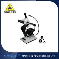 360 degrees Gemology Microscope classical base Swing arm type Manufactures