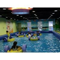 Children Hand Power Paddle PVC Inflatable Boat , SEPPA Inflatable Water Toys Manufactures