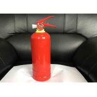 Multi Purpose Powder Fire Extinguisher , 1kg Fire Extinguisher With Bracket / Hook Manufactures