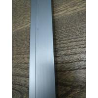 Darkness Nickel Coating Gray Anodized Aluminium Industrial Profile 6063-T5 / 6005-T6 Manufactures