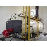 Electric Thermal 8 Ton Oil Fired Steam Boiler For Radiant Heat , High Pressure Manufactures