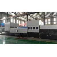 Buy cheap Dual direction Single & Double Curvature Bending Glass Tempering machine Glass from wholesalers