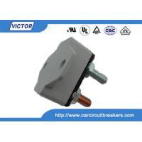 Automatic Electric 5Amp 50Amp 24Volt Dc12V Car Circuit Breaker Single Pole Manufactures