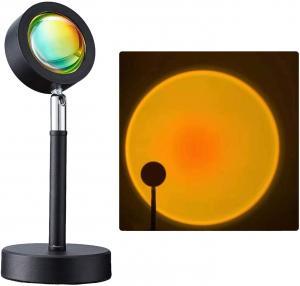 Rainbow Sunrise 180cm Project Led Sunset Lamp SAA LED Table Light Manufactures