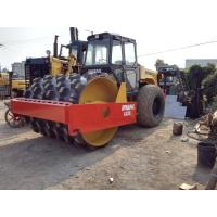 China Dynapac CA25 Used Road Roller with pads on sale
