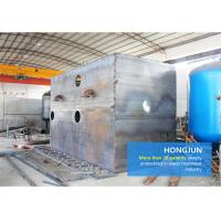 Carbon Steel Compact Effluent Treatment Plant With P56 & PE Tank Dosing Device Manufactures