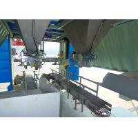 Buy cheap Mobile Packaging System Trailer With FFS Machine / Palletizing For Cement Packing from wholesalers
