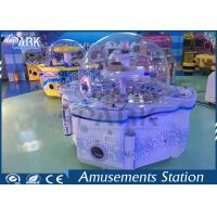Quality Eletronic Indoor Claw Crane Game Machine / Arcade Amusement Machine for sale