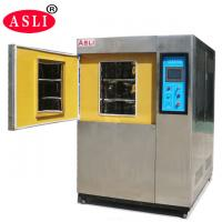 Stainless Steel Cold Thermal Shock Test Chamber for Electronic Industry Manufactures