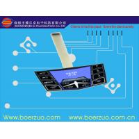 Waterproof Metal Dome Flexible PCBA Tactile Membrane Switch With Leds Manufactures