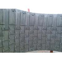 Preheater Hanger Plate Metal Cast For Cement Plant Produced By Heat Resistant Steel Manufactures
