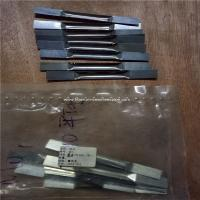Molybdenum Evaporation Boats ,Mo boat ,0.2mm*10mm*100mm100pcs wholesale price Manufactures
