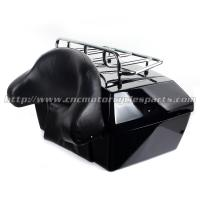 Hard Plastic Motorcycle Tail Box Harley Davidson Performance Parts Manufactures