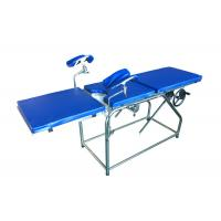 Mechanical Medical Exam Tables , Gynecology Examination Couch Manufactures