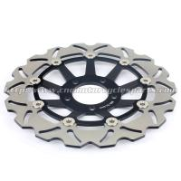 300mm Motorcycle Brake Disc Brake Kits SUZUKI Marauder 800 Aluminum Front Black Manufactures