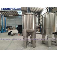 Liquid Detergent Mixer Chemical Mixing Equipment Double Sides Opened Manufactures
