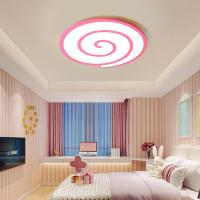 Buy cheap Modern ceiling light Fixtures for Bedroom Dining room Kids room led luminaires Lollipop Shape flush mount ceiling light from wholesalers