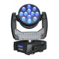 Zoom LED Wash Moving Head Party Stage Light With Multi - Functions Color Jump Change Manufactures