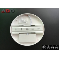 LED round bulkhead lights outdoor use IP65 9w slim design back lighting surface mounted Manufactures
