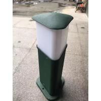 Jumbo Solar Bollard Lights Solar Powered Jumbo Lawn Lamp Dia 16.5 ×58.5cm Manufactures