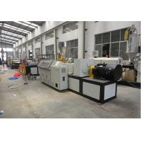PVC Foam Board Machine  / WPC Board Production Line For Building Templates Manufactures